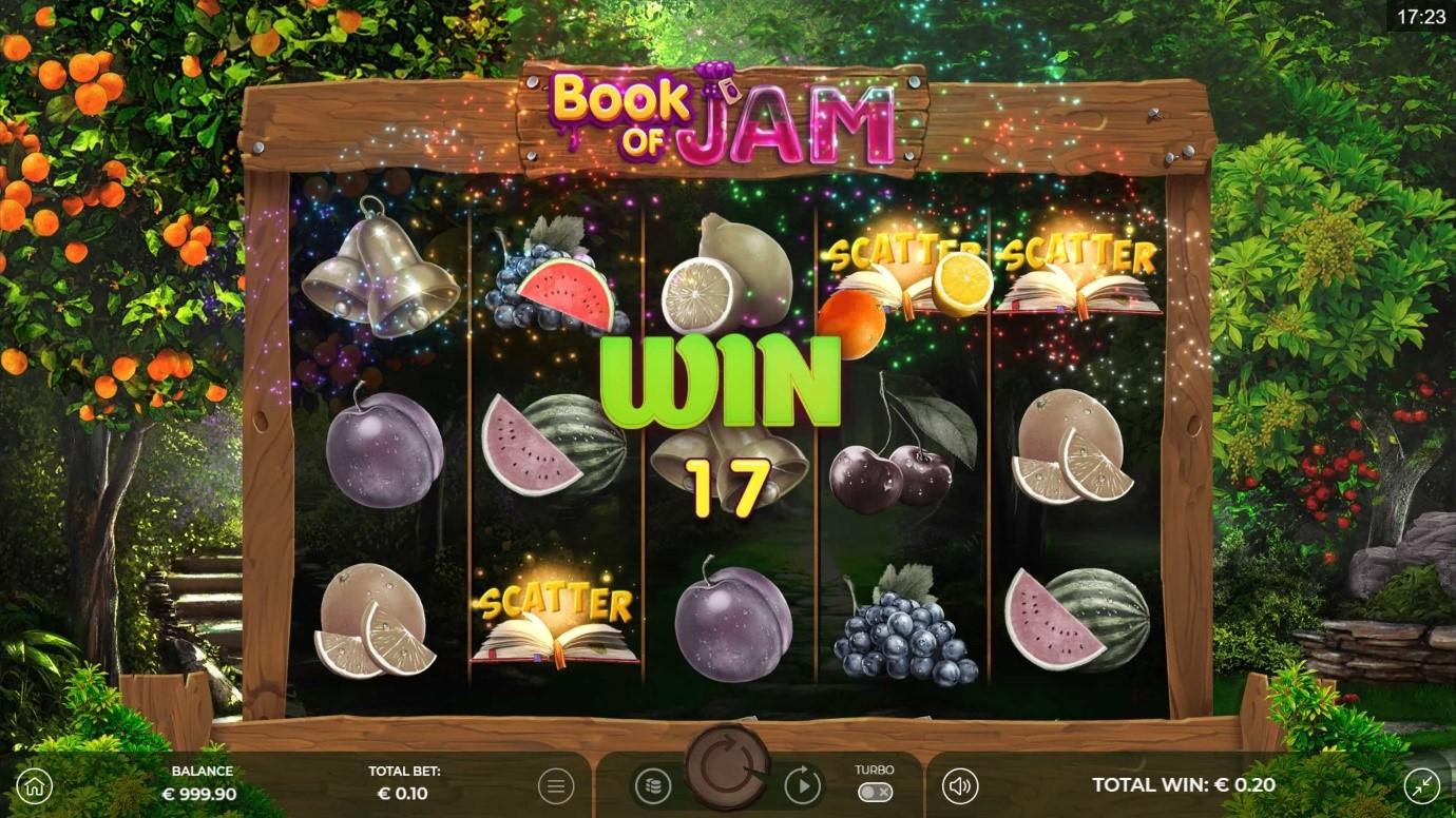 Book-of-Jam-win